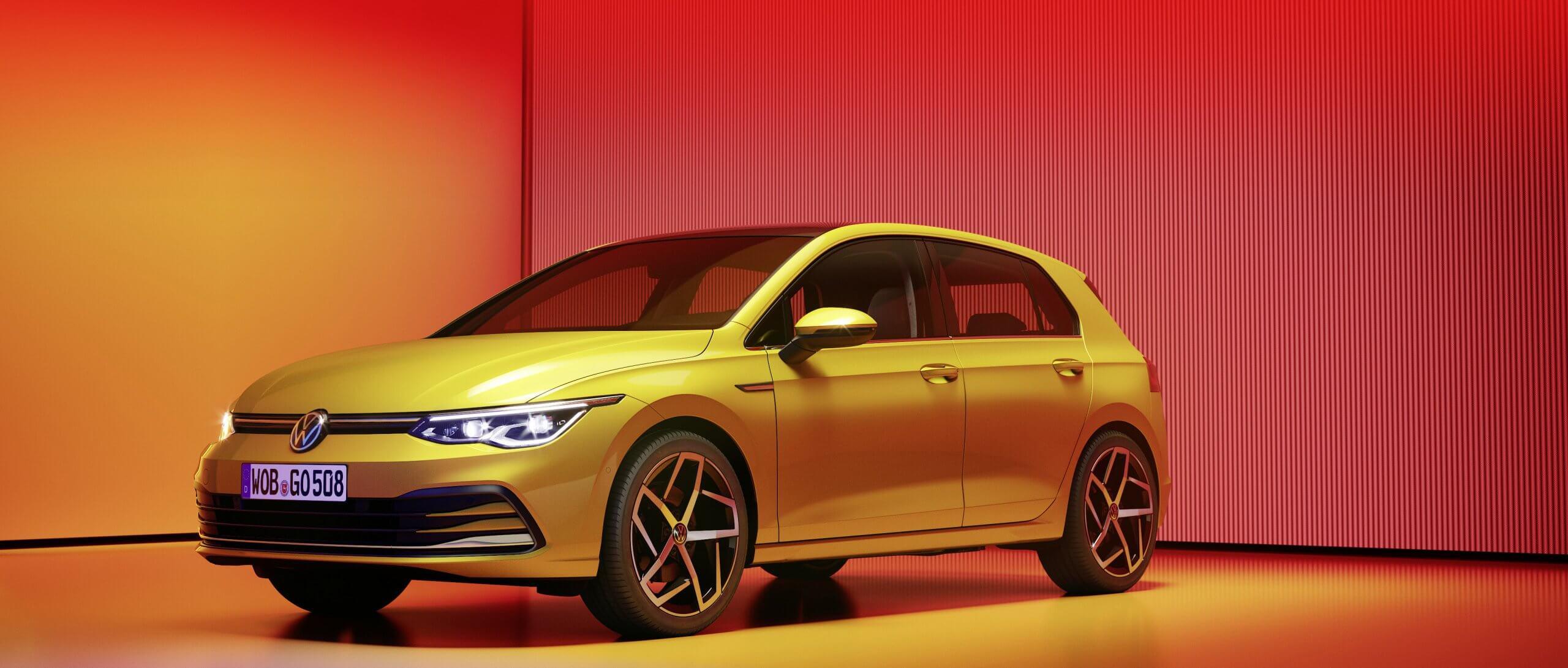 Ny VW Golf 8