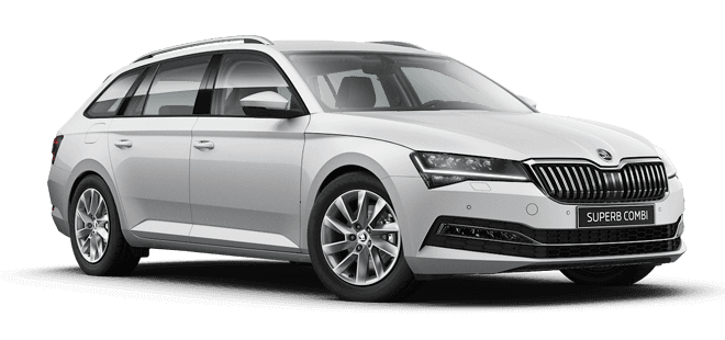 Skoda Superb Combi leasing