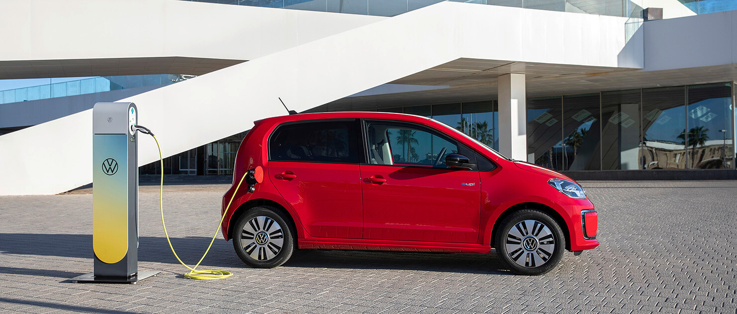 Ny VW e-UP! hos Uggerhøj
