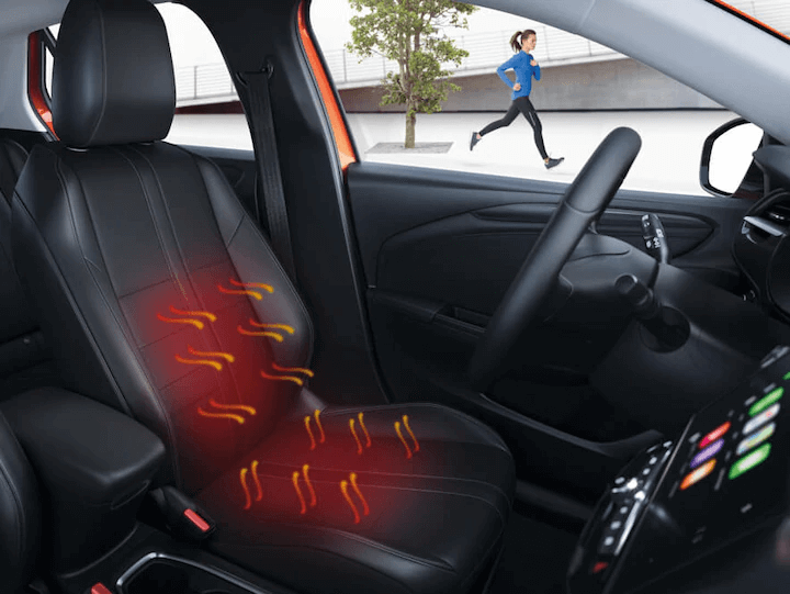 Interiør Opel Corsa