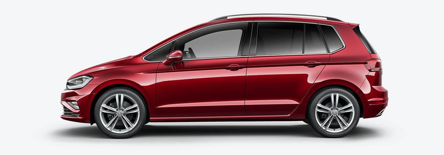 VW Golf Sportsvan - fra 3.249,- pr. md.