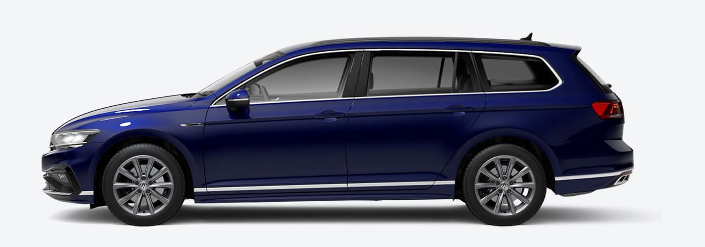 VW Passat Variant - fra 3.999,- pr. md.