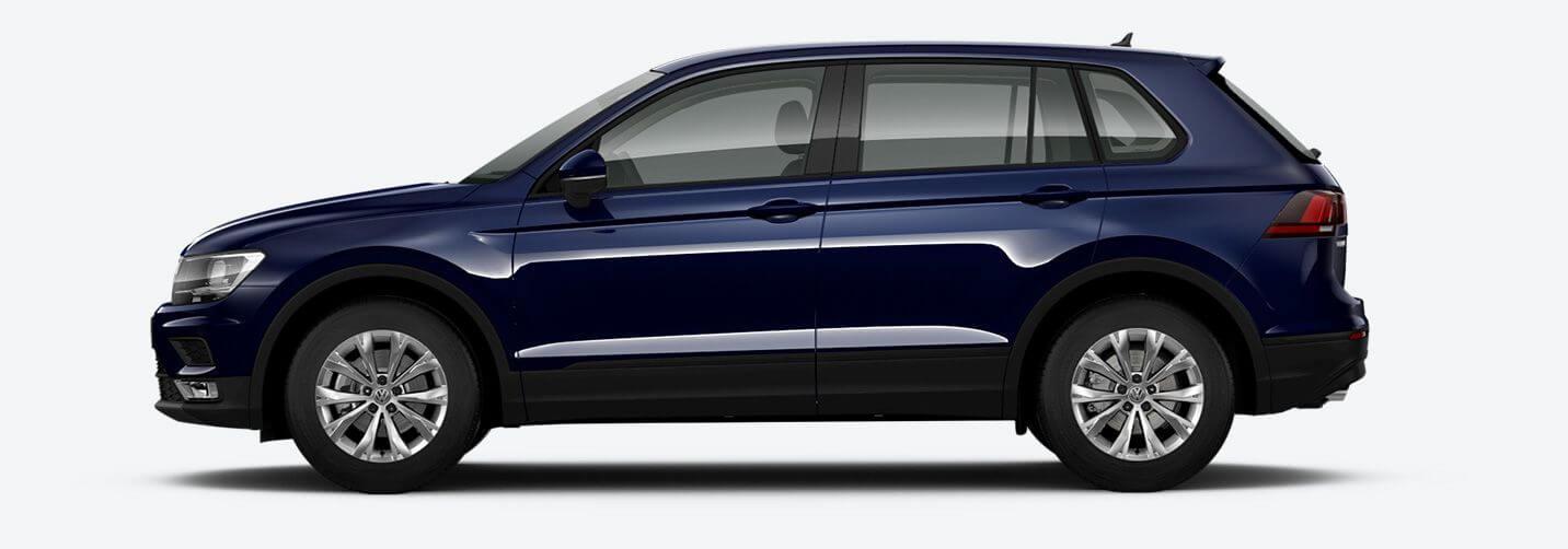 VW Tiguan - fra 4.499,- pr. md.