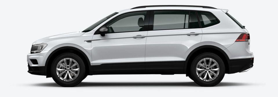VW Tiguan Allspace - fra 5.999,- pr. md.
