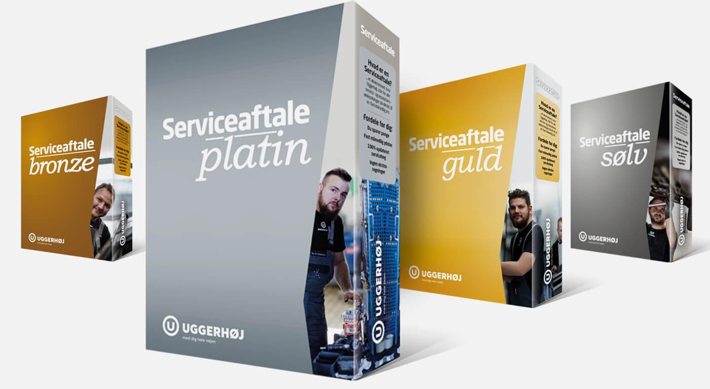 serviceaftaler