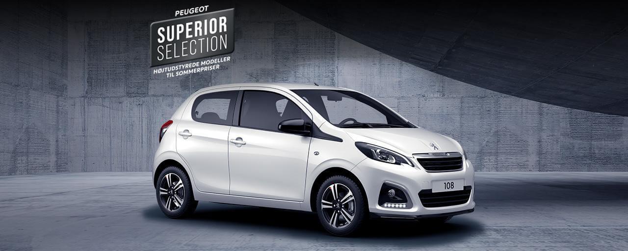 Uggerhøj Peugeot 108