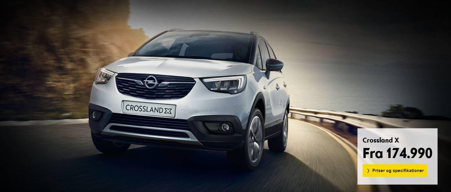 Uggerhøj Opel Corsa kampagne