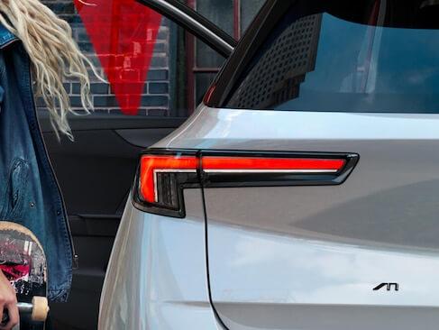Opel lygter