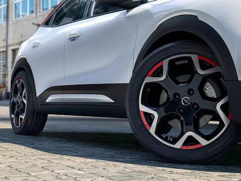 Opel fælge