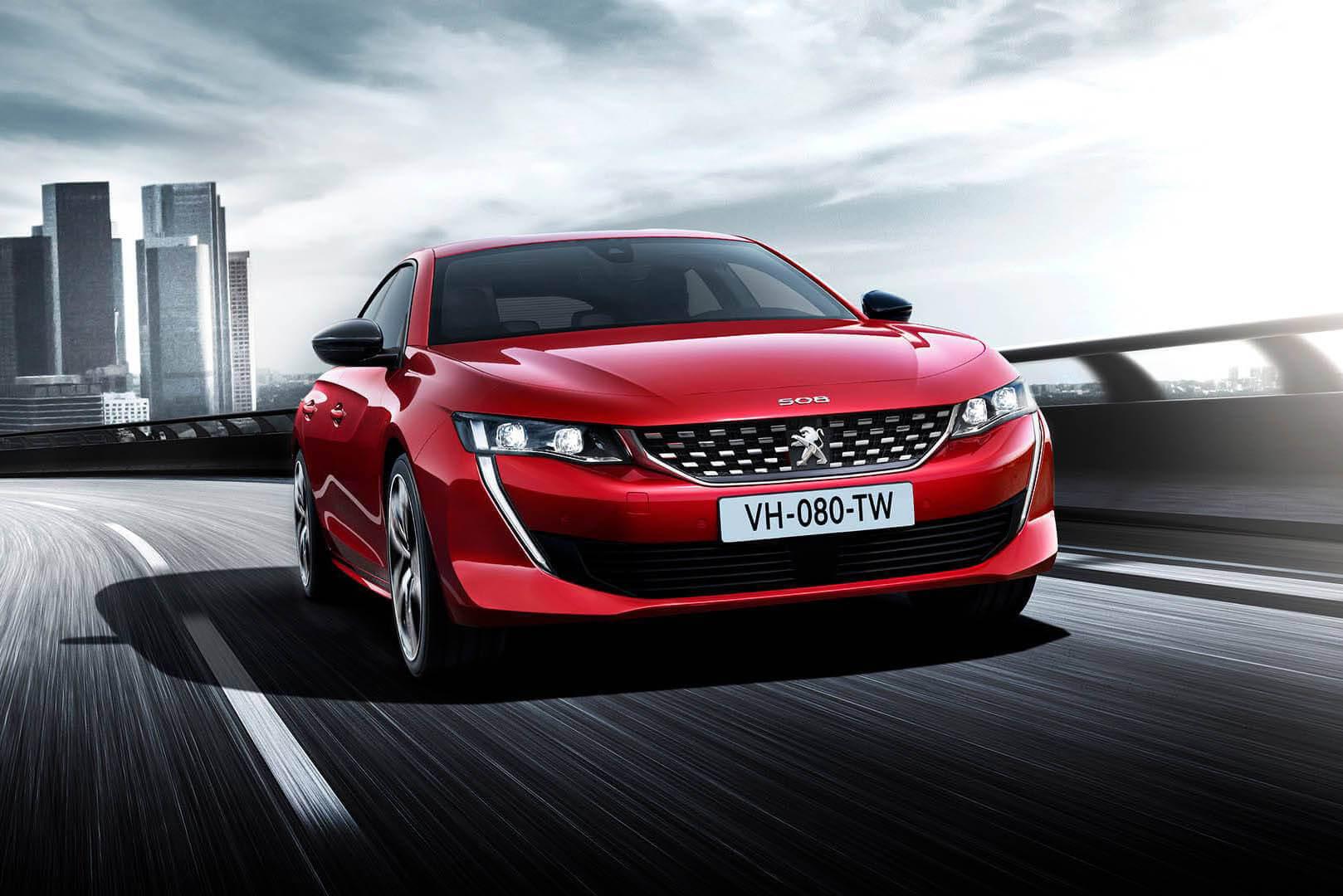 Peugeot privatleasing