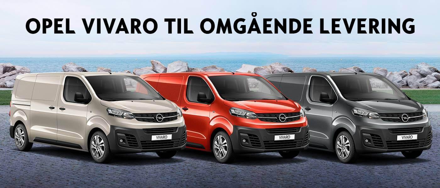 Opel Erhvervsbiler Uggerhøj